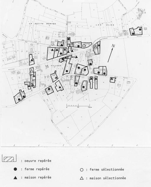 Plan Cadastral de 1982