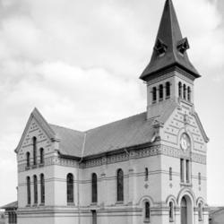 Eglise de Larbroye de face